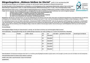 Unterschriften PDF